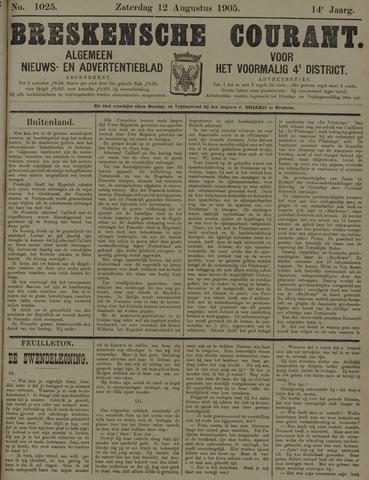 Breskensche Courant 1905-08-12