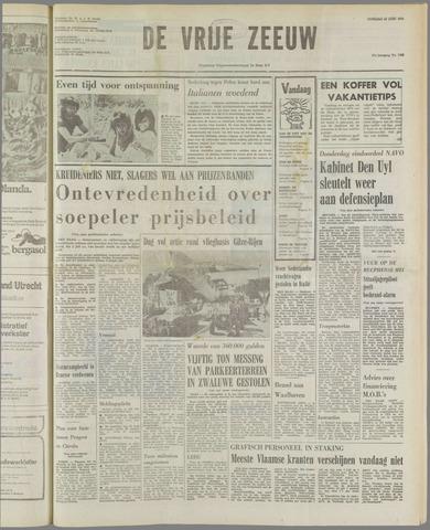 de Vrije Zeeuw 1974-06-25
