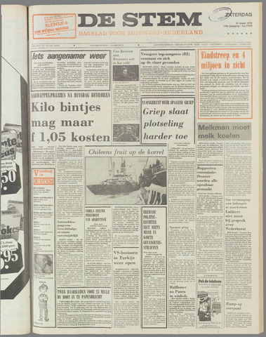 de Stem 1976-03-27