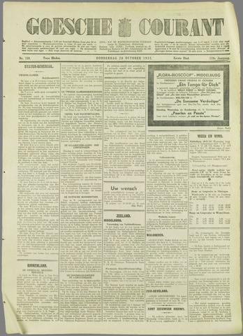 Goessche Courant 1932-10-20