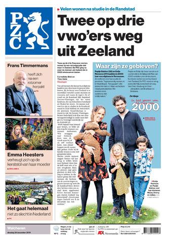 Provinciale Zeeuwse Courant 2019-12-24