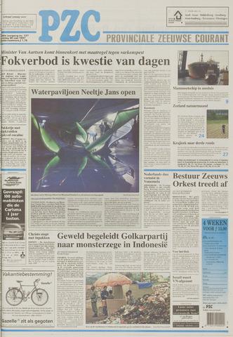 Provinciale Zeeuwse Courant 1997-05-30