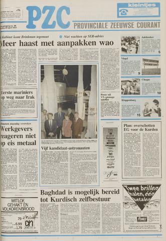 Provinciale Zeeuwse Courant 1991-04-23