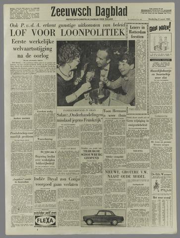 Zeeuwsch Dagblad 1961-03-02