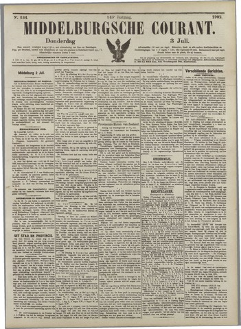 Middelburgsche Courant 1902-07-03