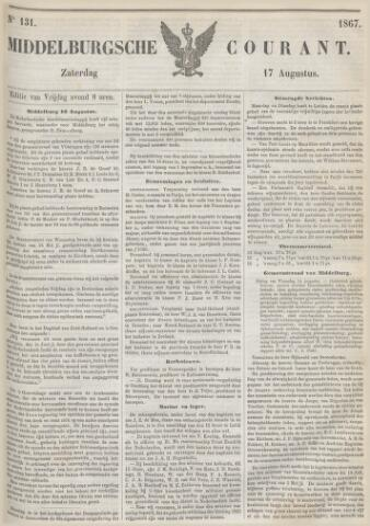 Middelburgsche Courant 1867-08-17