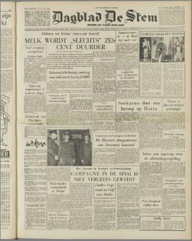 de Stem 1957-03-06