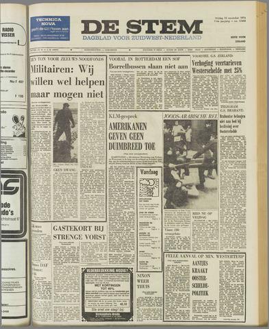 de Stem 1974-11-15
