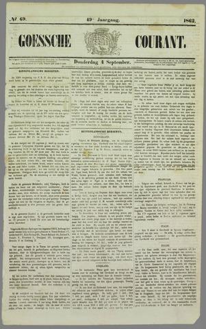 Goessche Courant 1862-09-04