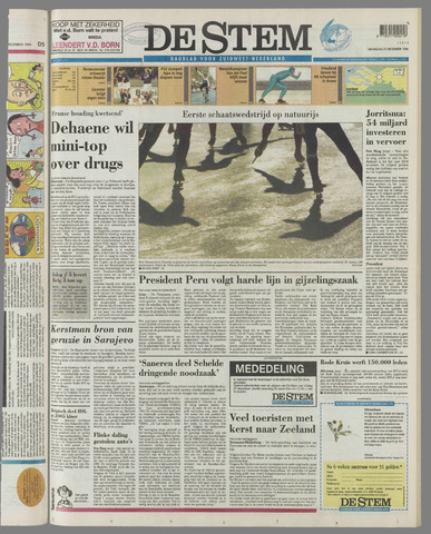 de Stem 1996-12-23