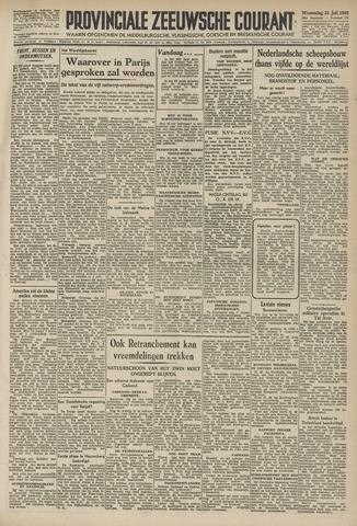 Provinciale Zeeuwse Courant 1946-07-31