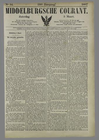 Middelburgsche Courant 1887-03-05