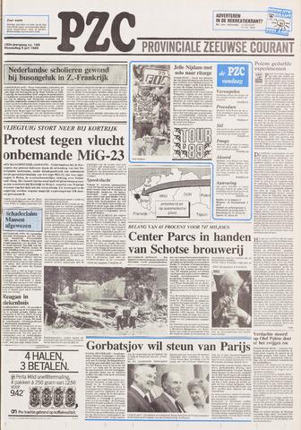 Provinciale Zeeuwse Courant 1989-07-03