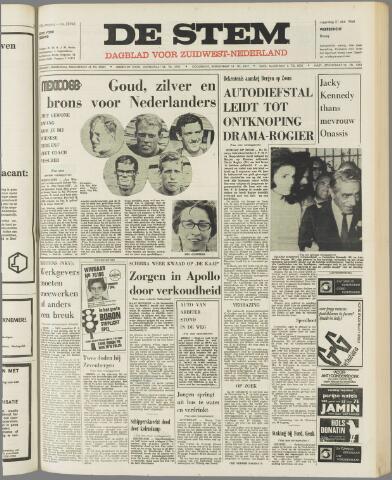 de Stem 1968-10-21