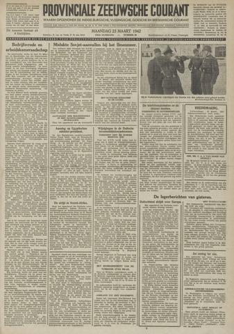 Provinciale Zeeuwse Courant 1942-03-23