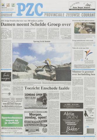 Provinciale Zeeuwse Courant 2000-05-27
