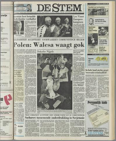 de Stem 1989-01-23