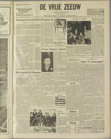 de Vrije Zeeuw 1960-02-27