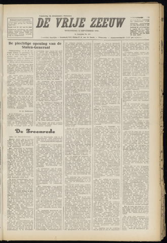 de Vrije Zeeuw 1948-09-22