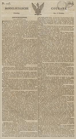 Middelburgsche Courant 1827-10-13