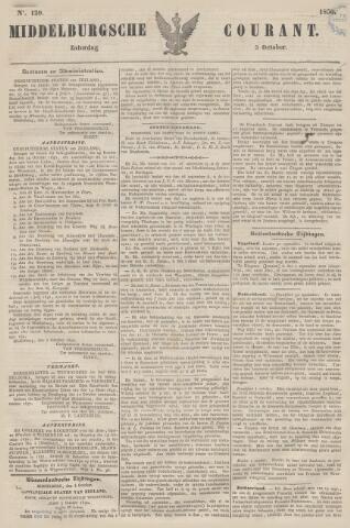 Middelburgsche Courant 1850-10-05
