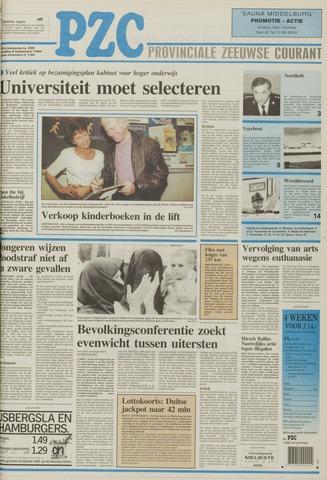 Provinciale Zeeuwse Courant 1994-09-06