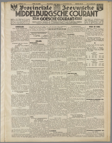 Middelburgsche Courant 1933-08-21