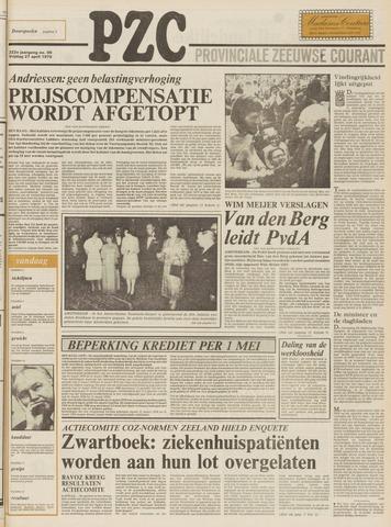 Provinciale Zeeuwse Courant 1979-04-27