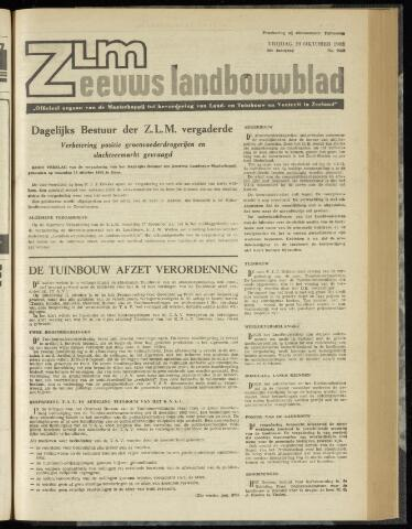 Zeeuwsch landbouwblad ... ZLM land- en tuinbouwblad 1962-10-19