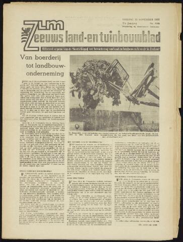 Zeeuwsch landbouwblad ... ZLM land- en tuinbouwblad 1965-11-12