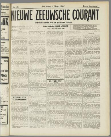 Nieuwe Zeeuwsche Courant 1907-03-07