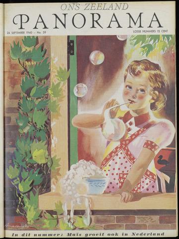 Ons Zeeland / Zeeuwsche editie 1940-09-26