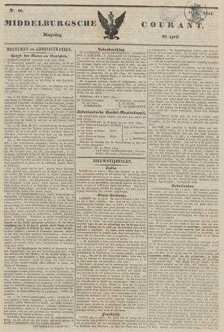 Middelburgsche Courant 1844-04-13