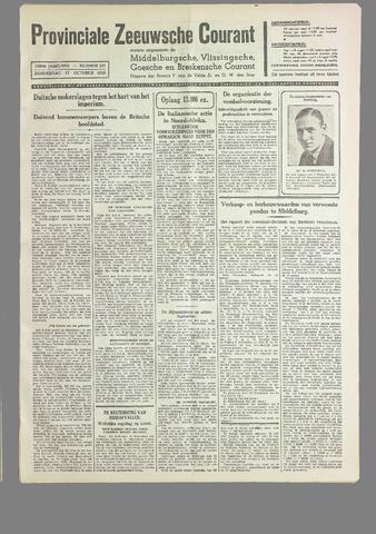 Provinciale Zeeuwse Courant 1940-10-17