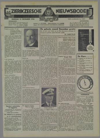Zierikzeesche Nieuwsbode 1936-12-15