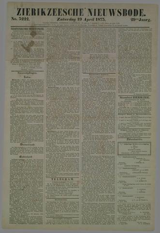 Zierikzeesche Nieuwsbode 1873-04-19