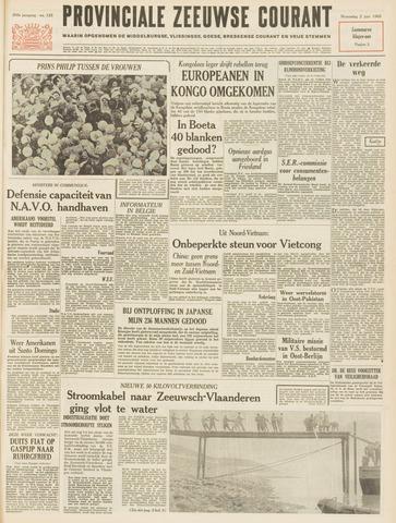 Provinciale Zeeuwse Courant 1965-06-02