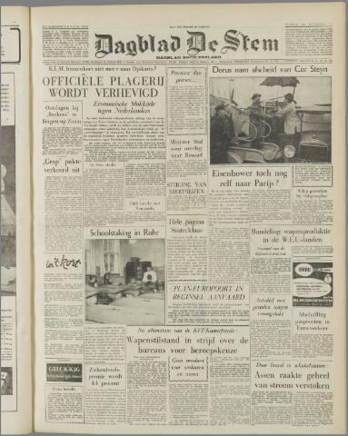 de Stem 1957-11-29