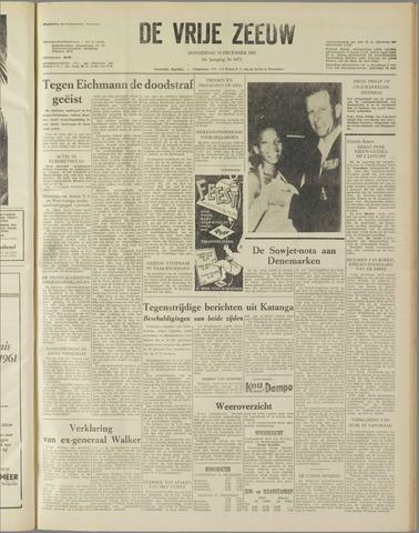 de Vrije Zeeuw 1961-12-14