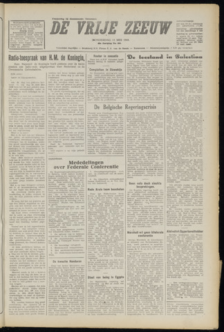 de Vrije Zeeuw 1948-05-13