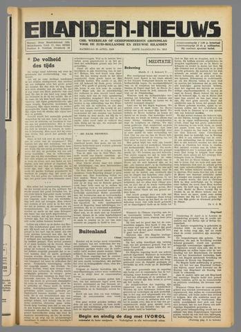 Eilanden-nieuws. Christelijk streekblad op gereformeerde grondslag 1949-04-23