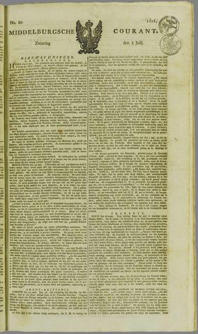 Middelburgsche Courant 1824-07-03