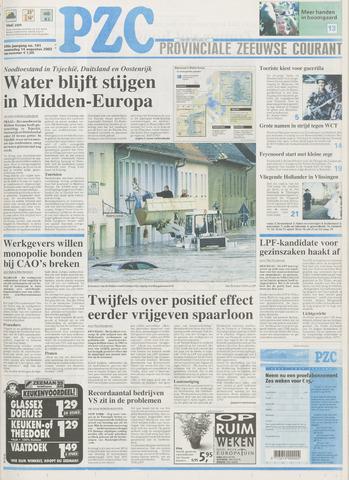 Provinciale Zeeuwse Courant 2002-08-14
