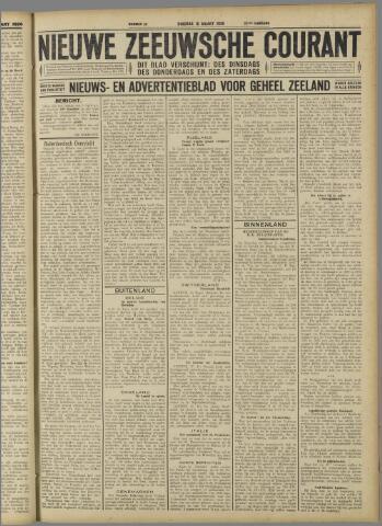 Nieuwe Zeeuwsche Courant 1926-03-16
