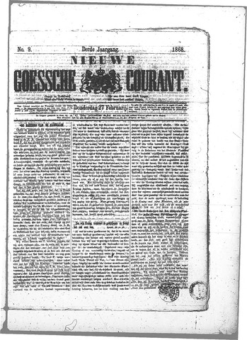 Nieuwe Goessche Courant 1868-02-27