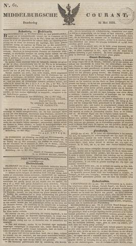 Middelburgsche Courant 1834-05-22