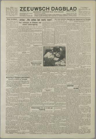 Zeeuwsch Dagblad 1950-02-27