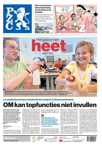 Provinciale Zeeuwse Courant 2019-08-27