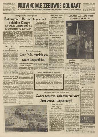 Provinciale Zeeuwse Courant 1960-10-13