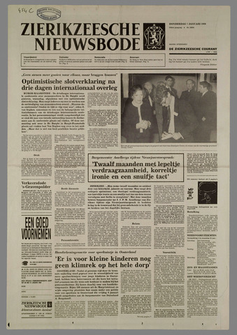 Zierikzeesche Nieuwsbode 1988-01-07